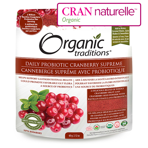 Complete Natural Products Organic Cranberry