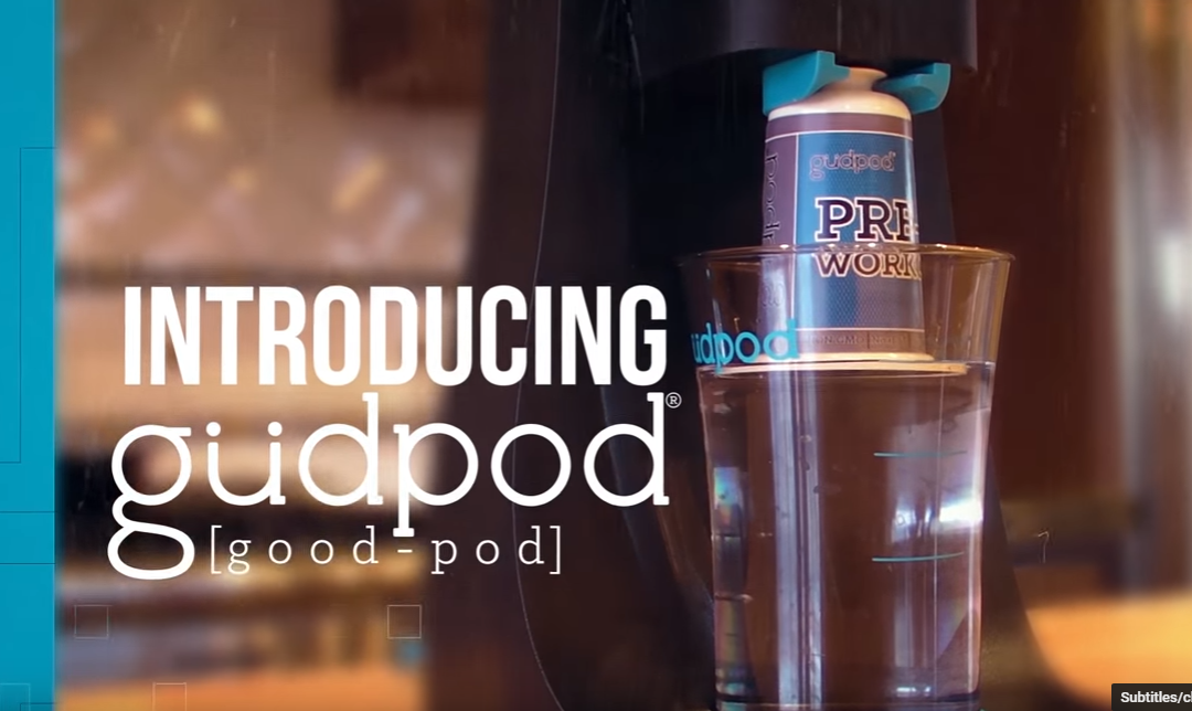 Fruit d'Or partners with GudPod on a cranberry juice gut health prototype