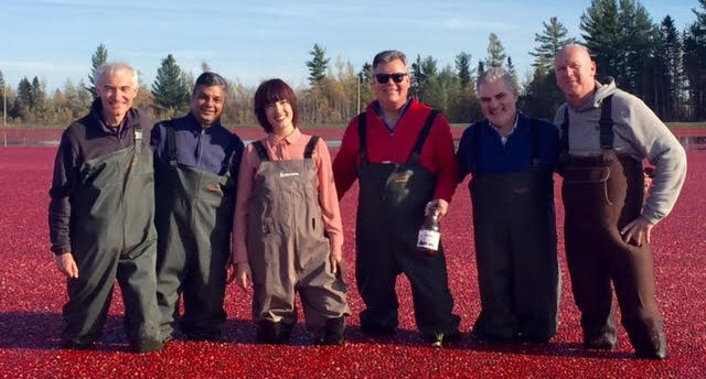 Leading Health Experts add even more energy and momentum to Fruit d'Or's cranberry educational campaign